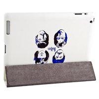 Чехол Jisoncase для iPad 4/ 3/ 2 The Beatles