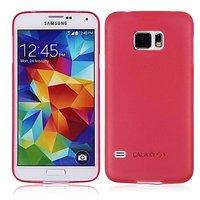 Красный ультратонкий чехол для Samsung Galaxy S6 - 0.3mm Ultra Thin Matte Case Red