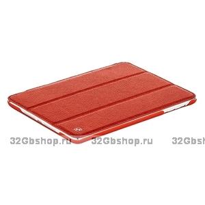 Чехол HOCO для iPad mini HOCO Litich real leather case Red