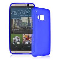 Синий силиконовый чехол для HTC One M9