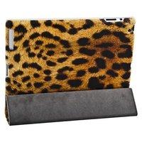 Чехол Jisoncase для iPad 4/ 3/ 2 леопард