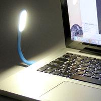 Светодиодная USB лампа для ноутбука,внешнего аккумулятора,прикуривателя автомобиля