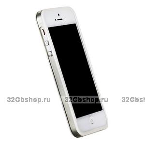 Бампер Griffin для iPhone 5 / 5s / SE белый