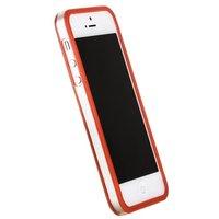 Бампер Griffin для iPhone 5 / 5s / SE красный