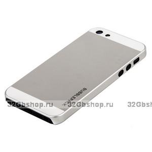 Накладка Bubble Pack для iPhone 5 / 5s / SE белая