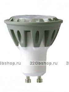 Светодиодная лампа Maguse GU10-3000K-3CZ цоколь тип GU10 - 6Вт 3000К 400 Лм 220В