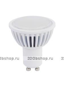 Светодиодная лампа Maguse GU10-3000K-1LL цоколь тип GU10 - 7Вт 3000К 480 Лм 220В