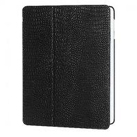Кожаный чехол Borofone Crocodile pattern Black для iPad 4 / 3 / 2 черный