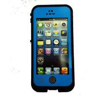 Защитный чехол для iPhone 5s / SE / 5 синий - LifeProof frē iPhone 5 Case Blue