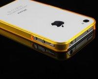 Силиконовый бампер Ultra Thin 0.2mm для iPhone 5s / SE / 5 желтый