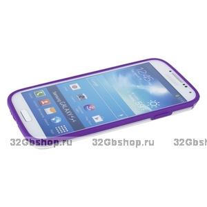 Чехол бампер Griffin для Samsung Galaxy S 4 фиолетовый