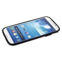 Чехол бампер Griffin для Samsung Galaxy S 4 черный