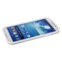 Чехол бампер Griffin для Samsung Galaxy S4 белый