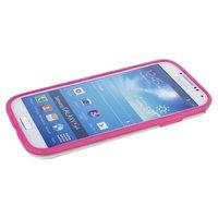 Чехол бампер Griffin для Samsung Galaxy S 4 розовый