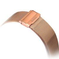 Металлический плетеный браслет iBacks для Apple Watch 38mm золотой