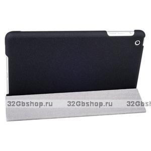 Кожаный тонкий чехол Yoobao для iPad mini 3 / 2 - Yoobao iSlim Leather Case Black