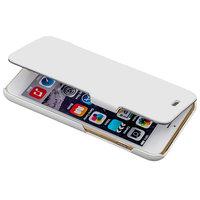 Белый чехол книжка Fashion Case для iPhone 6s Plus/ 6 Plus (5.5) - Leather Book Case Red