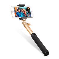 Монопод для селфи HOCO Aluminum Selfie stick (CPH04) золотой цвет