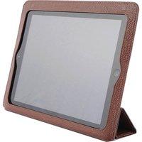 Коричневый чехол книжка с рамкой Yoobao для iPad 4 / 3 / 2 - Yoobao iSmart Leather Case Brown