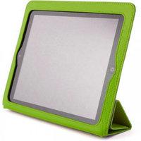 Зеленый чехол книжка с рамкой Yoobao для iPad 4 / 3 / 2 - Yoobao iSmart Leather Case Green