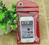Чехол мешок,карман на молнии пыле влага защитный  для iPhone 5s / SE / 5