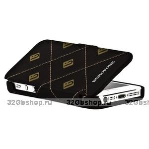Кожаный чехол Borofone для iPhone 5s / SE / 5 - Borofone Carol Folder case