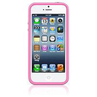 Оригинальный бампер для Apple iPhone 5c розовый