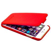 """Чехол флип Fashion Case для iPhone 6 / 6s (4.7"""") красный"""