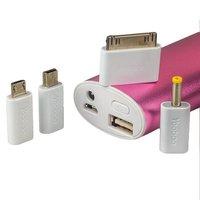 Универсальный внешний аккумулятор Yoobao Magic Wand Power Bank YB-6014Pro Pink 10400 mAh один выход USB 5V 2.1A