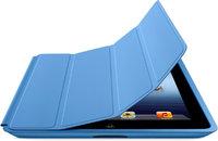 Чехол книжка Smart Case Blue для iPad 4 / 3 / 2 голубой