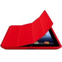 Чехол книжка Smart Case Red для iPad 4 / 3 / 2 красный