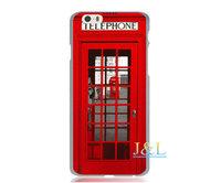 Пластиковый чехол накладка для iPhone 6s / 6 Лондон - телефон