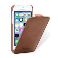Чехол Melkco для iPhone 5C Leather Case Classic Vintage Brown