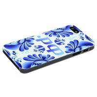 Пластиковый чехол для iPhone 5s / SE / 5 гжель .РФ