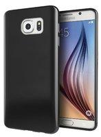Черный силиконовый чехол для Samsung Galaxy S7