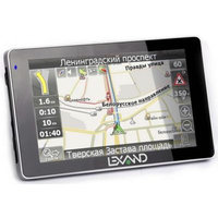 Автомобильный GPS навигатор LEXAND SM-537