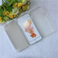 Прозрачный силиконовый чехол для iPhone 5 SE
