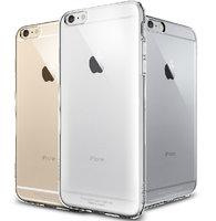 Прозрачный пластиковый чехол для iPhone 5 SE