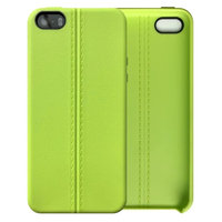 Салатовый силиконовый чехол для iPhone 5 SE