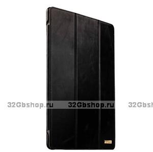 Чехол кожаный для iPad Pro 12.9 Vintage Series Черный