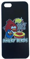 Пластиковый чехол накладка для iPhone 5s / SE / 5 Angry Birds две птички
