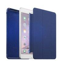 Синий чехол накладка обложка Smart Cover & Case для iPad mini 4