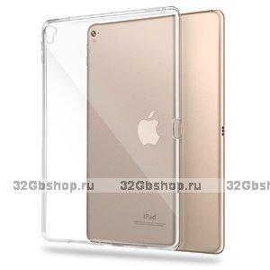 Прозрачный силиконовый чехол для iPad Pro 9.7