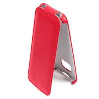 Красный чехол флип для Samsung Galaxy Note 5