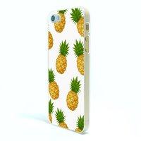 Пластиковый чехол накладка для iPhone 5s / SE / 5 с рисунком ананас