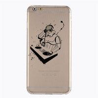 Пластиковый чехол для iPhone 6s / 6 накладка с рисунком Звездные войны - Star Wars - штурмовик Диджей