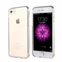 Прозрачный силиконовый чехол для iPhone 7