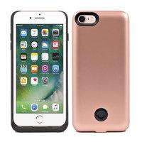Золотой чехол аккумулятор для iPhone 7 - 3800mAh