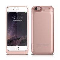 Золотой чехол аккумулятор для iPhone 7 - Power Bank iPhone 7 Gold Case 3200mAh