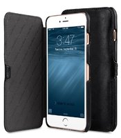 "Черный чехол книжка для iPhone 7 Plus / 8 Plus (5.5"") - Melkco Mini PU Leather Case Booka Stand Type (Black)"